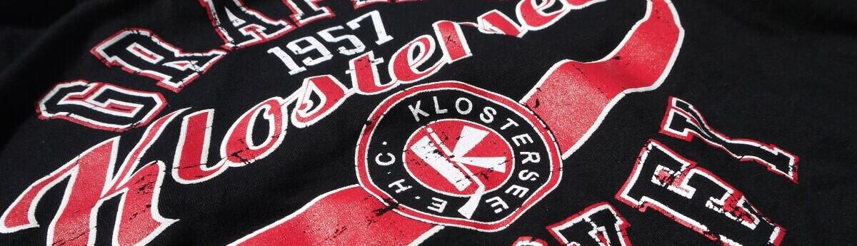 EHC Klostersee T-Shirt schwarz